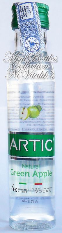 Artic Green Apple